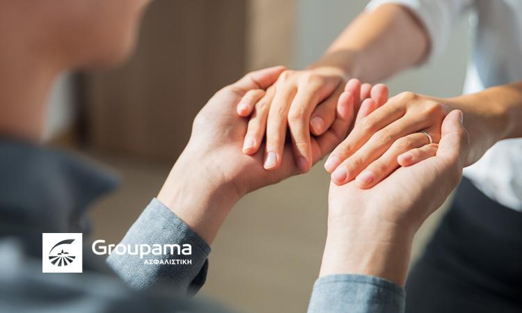 Η Groupama Ασφαλιστική για μία ακόμα χρονιά κοντά στη  «Νέα Ελπίδα Θεσσαλονίκης»