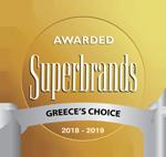 Logo Superbrands Greece 2018 - 2019