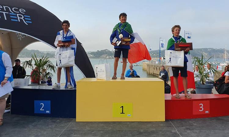 Δημήτρης Μπήτρος: Αργυρό μετάλλιο στο Πανευρωπαϊκό Πρωτάθλημα Optimist