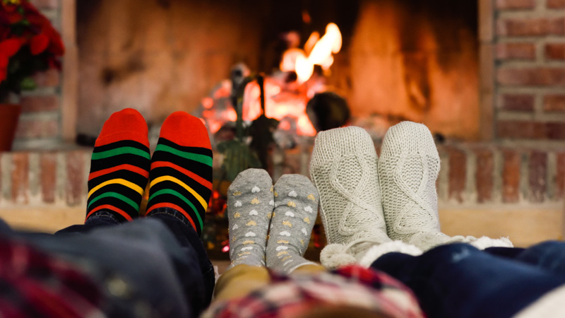 Πώς να διατηρήσετε ζεστό το σπίτι σας το χειμώνα