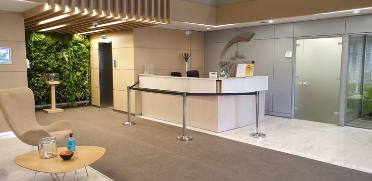 Groupama Ασφαλιστική - Κεντρικά γραφεία